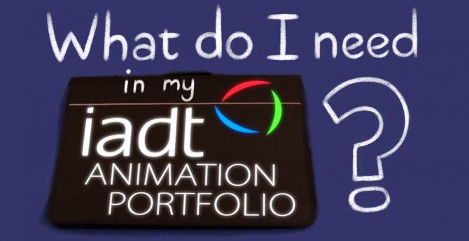 Animation Portfolio - What Do I Need?