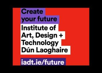 Welcome to the future. IADT