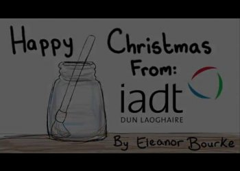 Happy Christmas from IADT